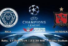 Prediksi Riga vs Dundalk