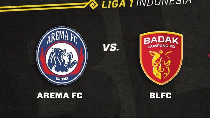 arema fc vs badak lampung fc 1