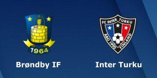 Prediksi Liga Champion, Inter Turku Vs Brondby, Dalam Liga Eropa
