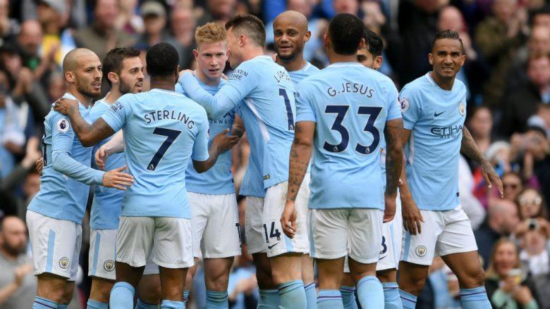 Info Liga Inggris - Manchester City Squad - Hasil Prediksi