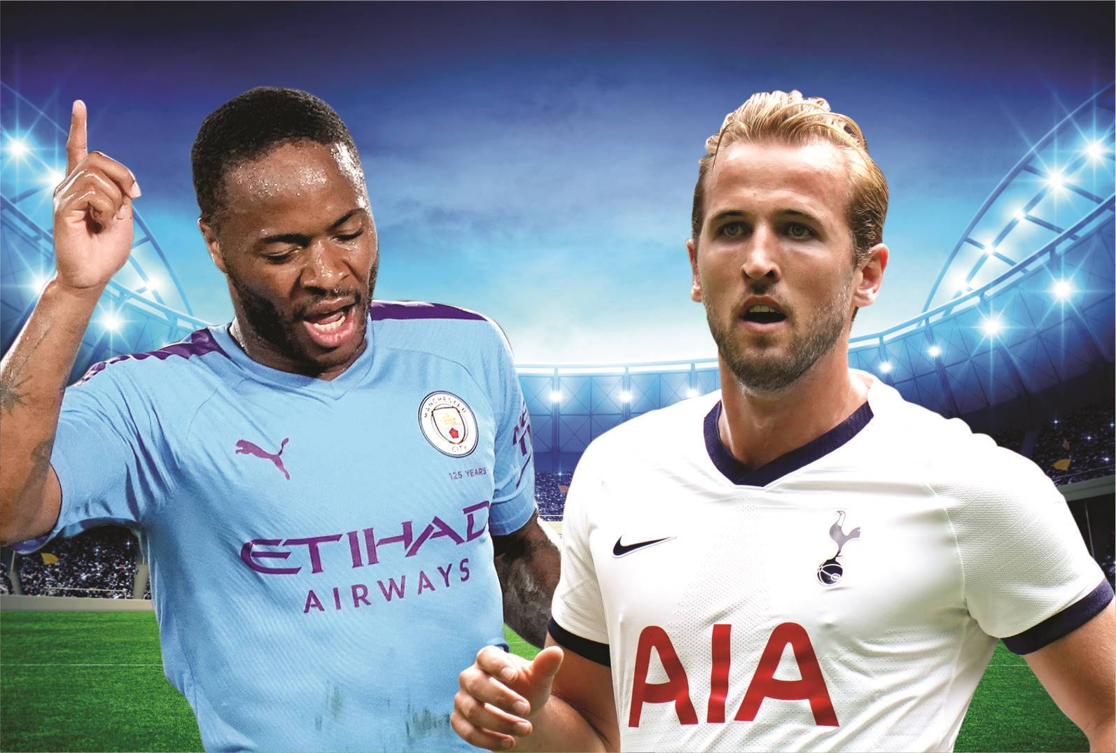 Photo of Info Liga Inggris Manchester City vs Tottenham 18 Agustus 2019