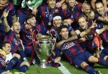 Kabar Liga Champion - Barcelon - Hasil Prediksi