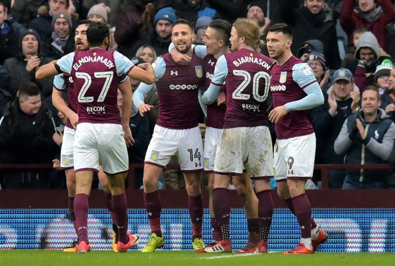 Liga Inggris - Aston Villa Squad - Hasil Prediksi