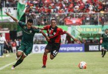 Prediksi Aktual - PSS Sleman vs Persipura 2019 - Hasil Prediksi