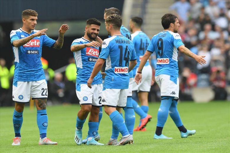 Prediksi Akurat Liga Italia -Napoli Squad 2019 - Hasil Prediksi