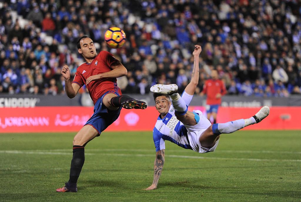 Prediksi Akurat Liga Spanyol 2019 - Liga Spanyol, Leganes vs Osasuna - Hasil Prediksi