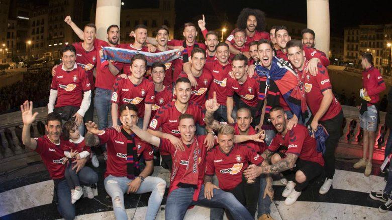 Prediksi Akurat Liga Spanyol 2019 - Osasuna Squad 2019 - Hasil Prediksi