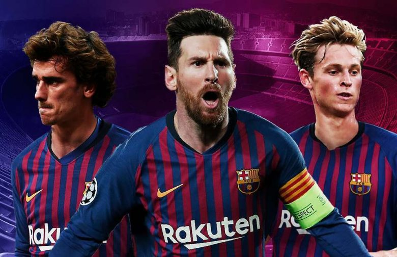 Prediksi Barcelona vs Real Betis Akurat - Barcelona squad 2019 - Hasil Prediksi