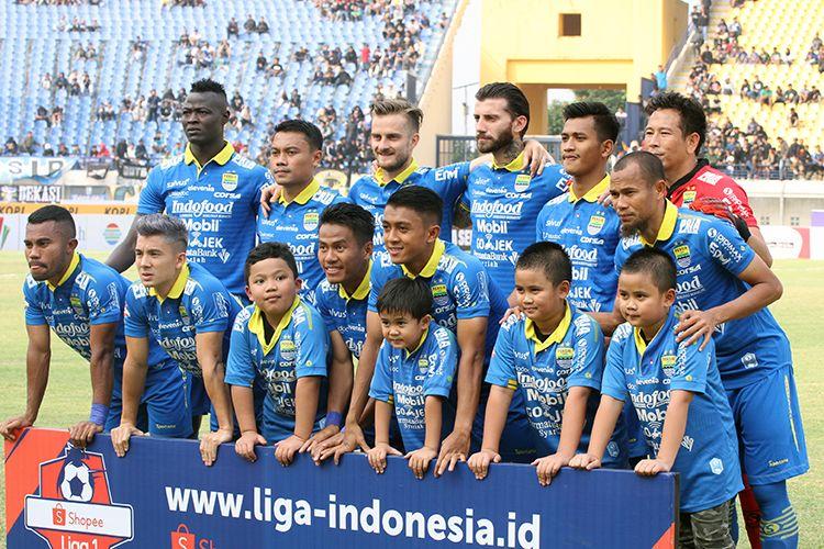 Prediksi Bola Aktual - Persib Bandung Squad 2019 - Hasil Prediksi