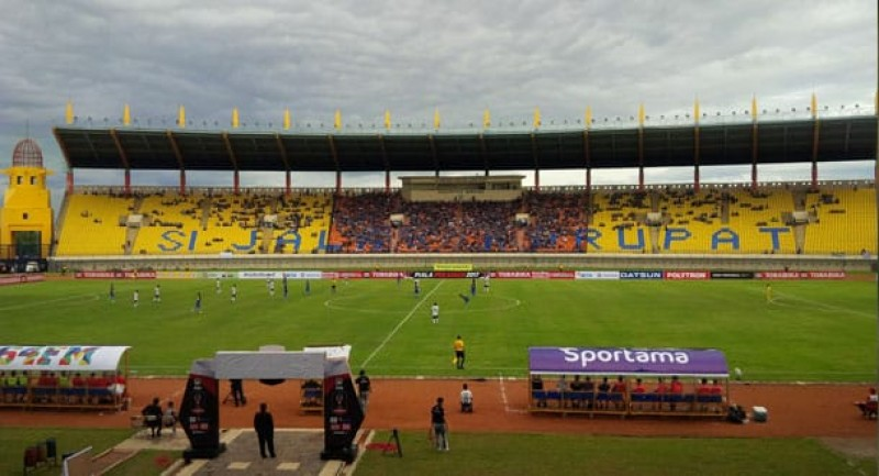 Prediksi Bola Aktual - Stadion Si Jalak Harupat - Hasil Prediksi