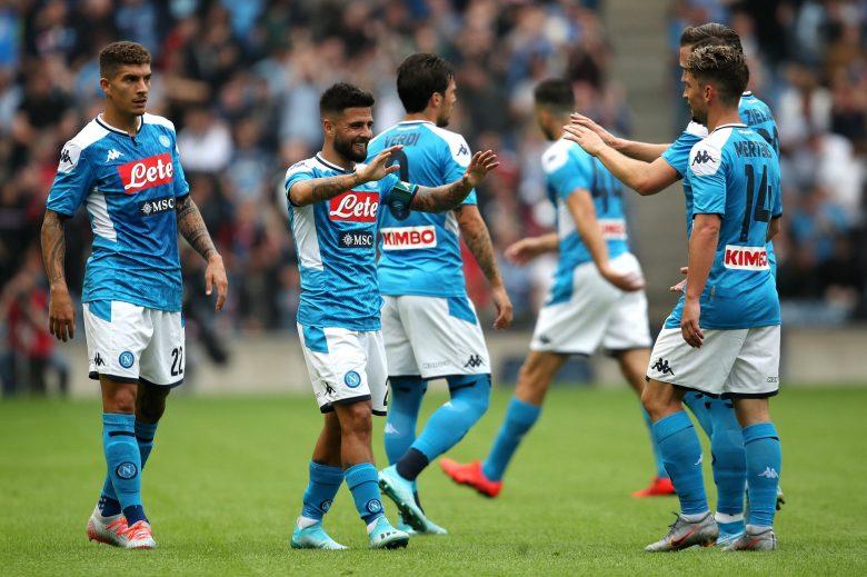 Prediksi Bola Baru - Napoli Squad 2019 - Hasil Prediksi