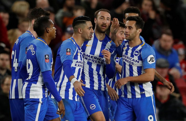 Prediksi Bola - Brighton Squad 2019 - Hasil Prediksi