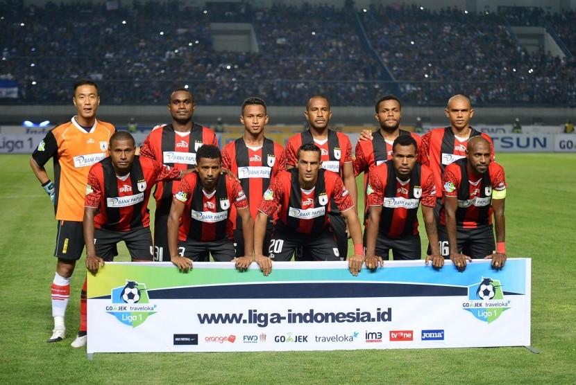 Prediksi Bola Hari Ini - Persipura Jayapura Squad 2019 - Hasil Prediksi
