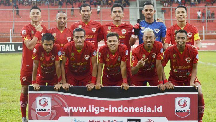 Prediksi Bola Jitu - Kalteng Putra Squad 2019 - Hasil Prediksi
