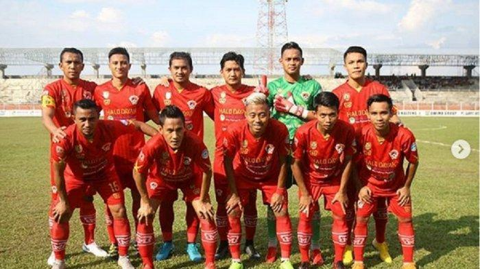 Prediksi Bola Terbaik - Kalteng Putra Squad 2019 - Hasil Prediksi