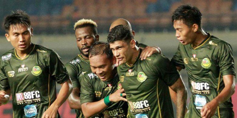 Prediksi Akurat Terbaru - TIRA-Persikabo Squad 2019 - Hasil Prediksi