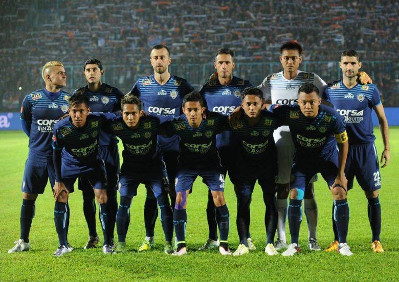 Prediksi Bola Terkini - Arema Squad 2019 - Hasil Prediksi