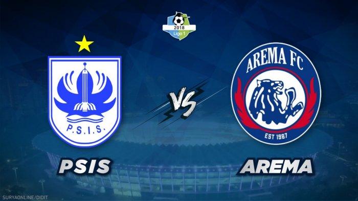 Photo of Prediksi Bola Terkini, Arema vs PSIS Semarang 31 Agustus 2019