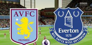 Prediksi Bola Terpercaya - Aston Villa vs Everton - Hasil Prediksi