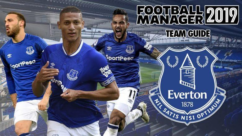 Prediksi Bola Terpercaya - Everton Squad 2019 - Hasil Prediksi
