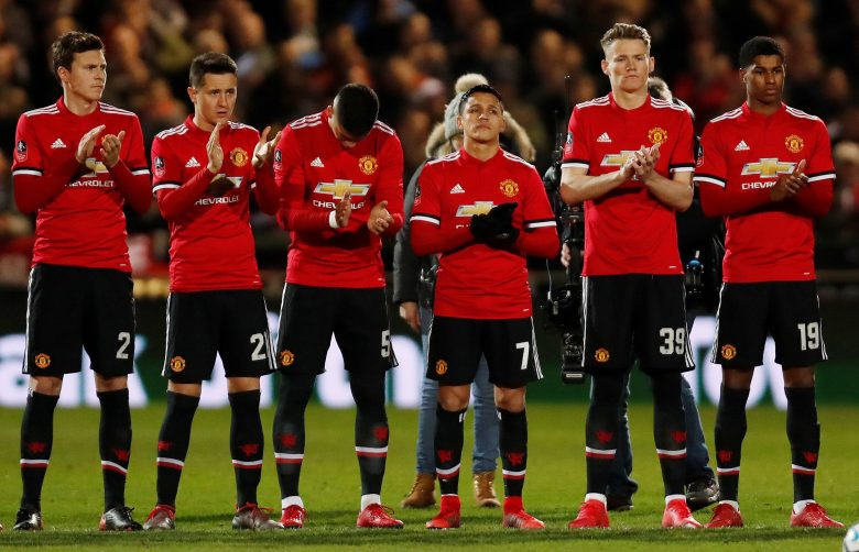 Prediksi Jitu Baru - Manchester United Squad 2019 - Hasil Prediksi