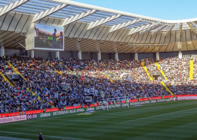 Prediksi Jitu Sepakbola - Friuli Stadium - Hasil Prediksi