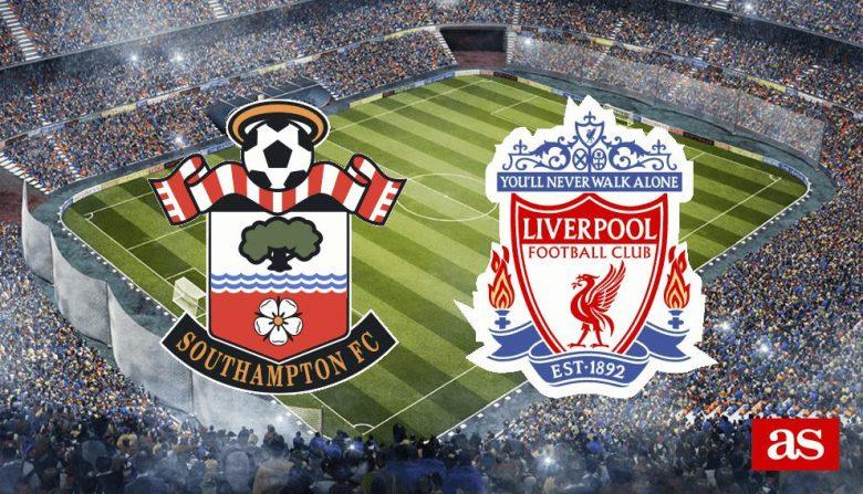 Prediksi Jitu - Southampton vs Liverpool 2019 - Hasil Prediksi