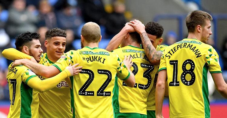 Prediksi Jitu Terbaik - Norwich Squad 2019 - Hasil Prediksi