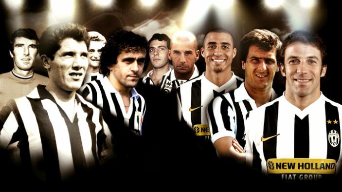 Prediksi Juventus - Pemain Legena Juventus - Hasil Prediksi