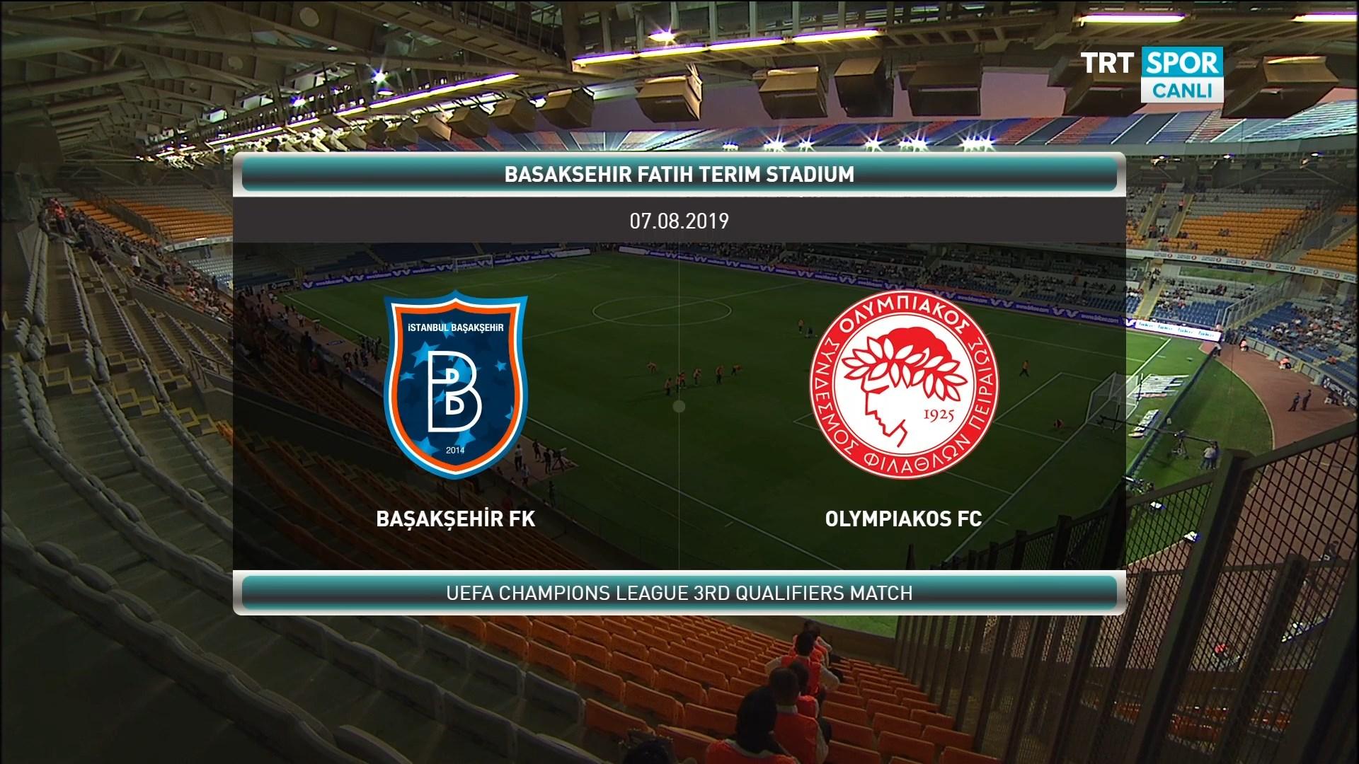 Photo of Prediksi Liga Champion 2019 Olympiakos vs Istanbul Basaksehir 14 Agustus