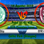 Prediksi Liga Champion Celtic vs CFR Cluj