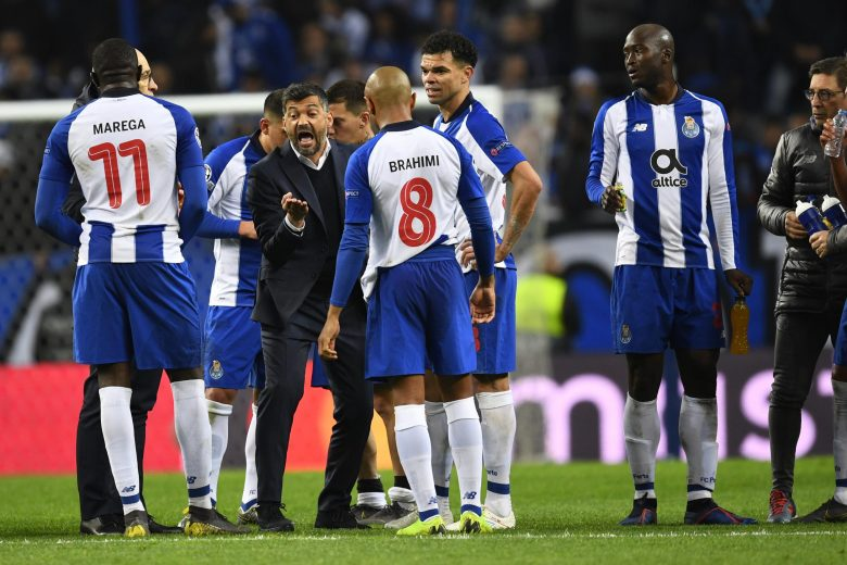 Prediksi Liga Champion 2019 - Fc Porto Squad- Hasil Prediksi
