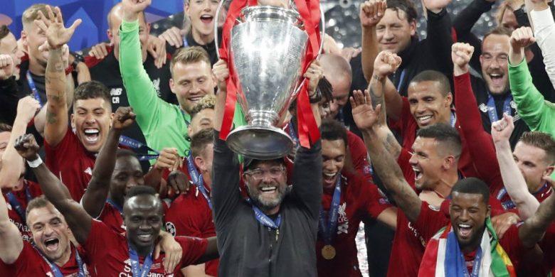 Prediksi Liga Champion - Liverpool - Hasil Prediksi