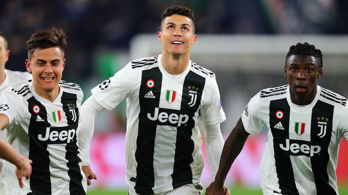Prediksi Liga Champion - Ronaldo - Hasil Prediksi