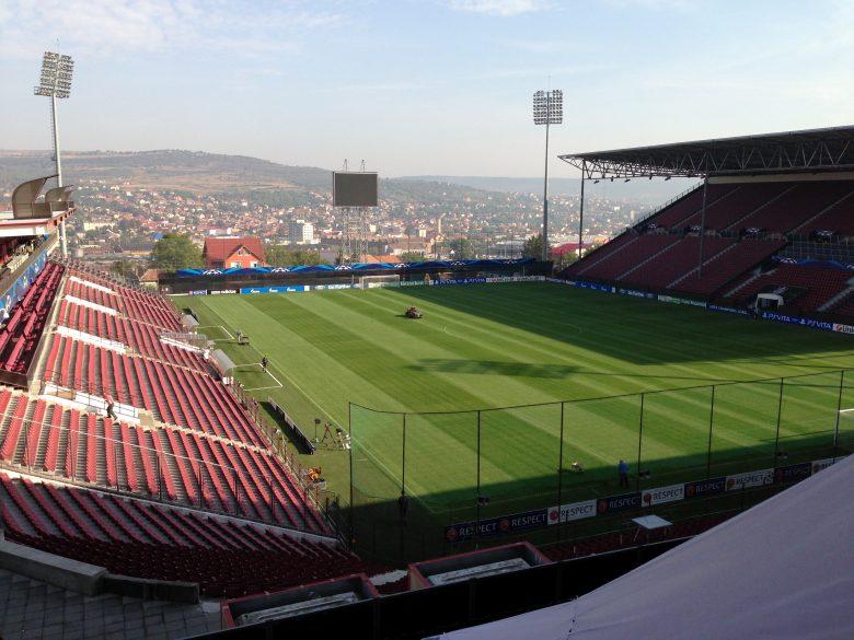 Prediksi Liga Champion - Stadium Dr Constantin Radulescu - Hasil Prediksi
