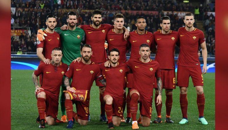 Prediksi Liga Italia 2019 - Roma Squad - Hasil Prediksi