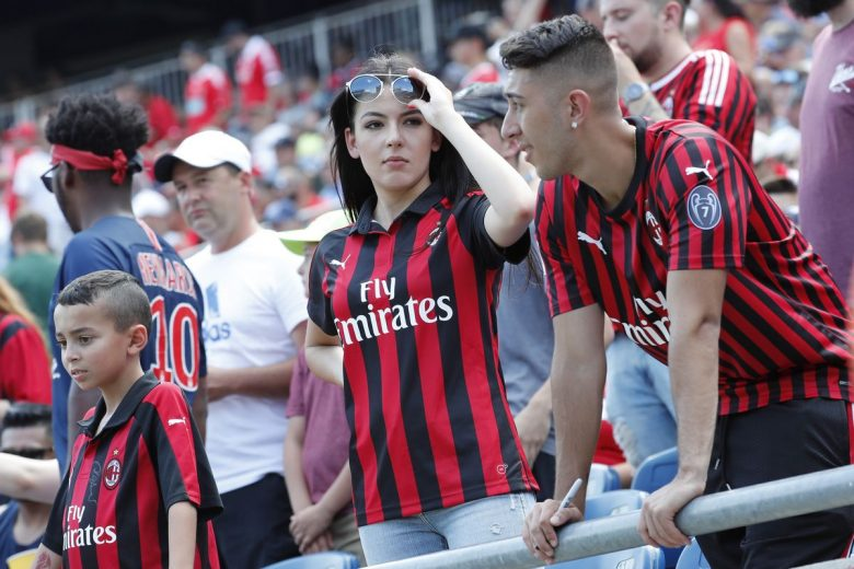 Prediksi Liga Premier 2019 - Ac Milan - Hasil Prediksi