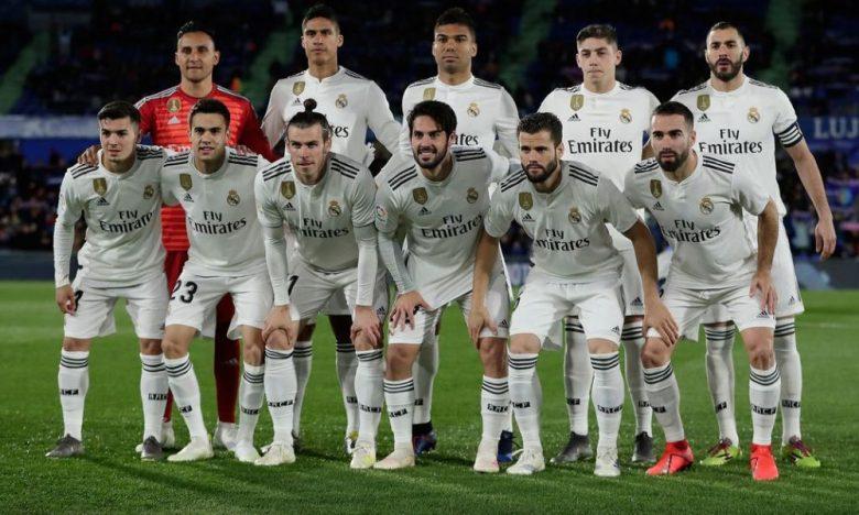 Prediksi Liga Spanyol 2019 - Real Madrid Squad - Hasil Prediksi