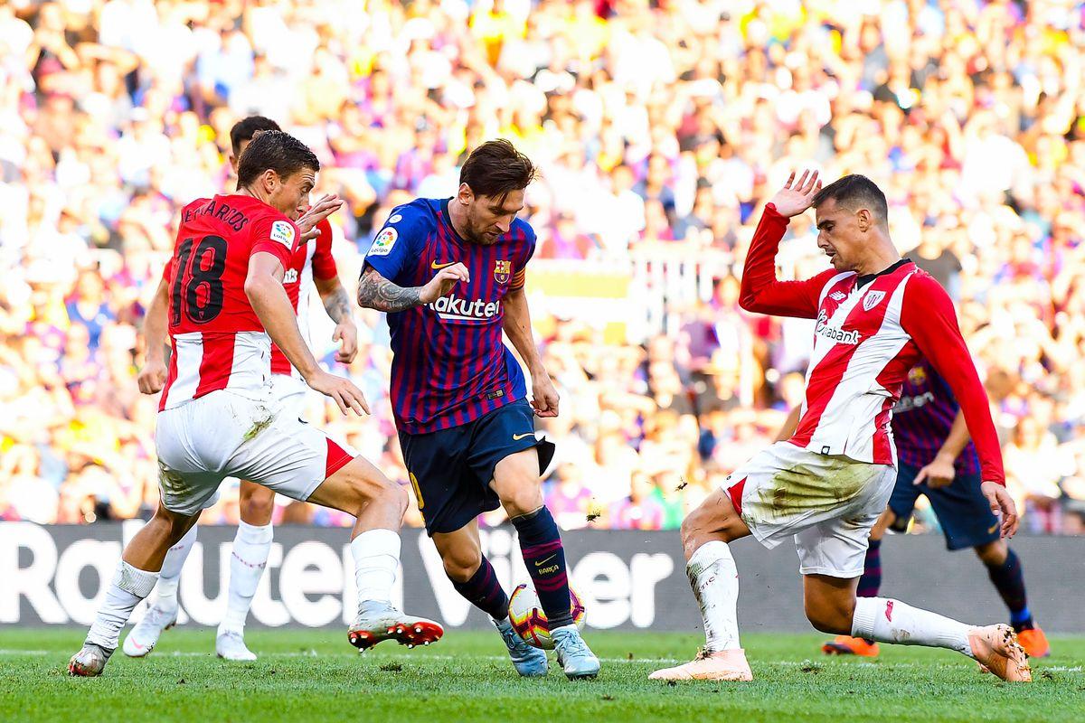 Prediksi Liga Spanyol - Athletic Bilbao vs Barcelona - Hasil Prediksi