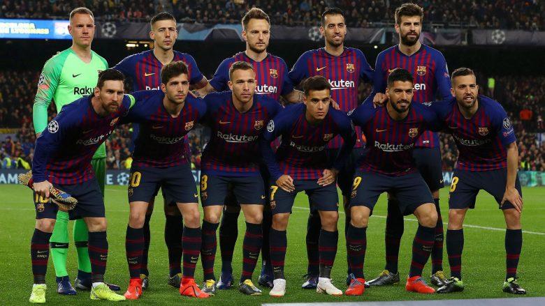 Prediksi Liga Spanyol - Barcelona Squad 2019 - Hasil Prediksi