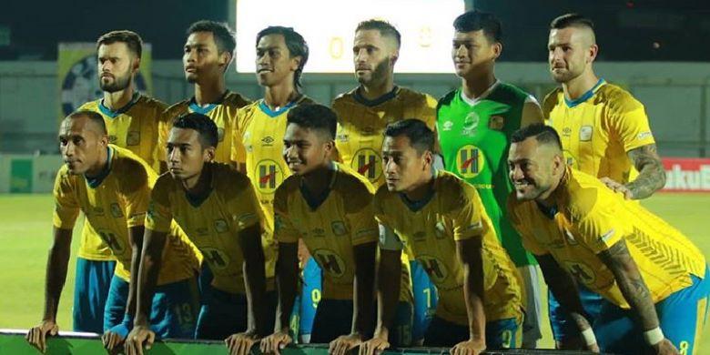 Prediksi Pertandingan - Barito Putera Squad 2019 - Hasil Prediksi