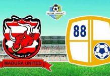 Prediksi Pertandingan - Madura United vs Barito Putera - Hasil Prediksi