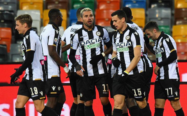 Prediksi Skor - Udinese Squad - Hasil Prediksi