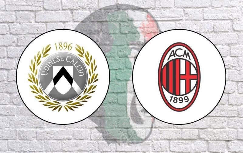 Prediksi Scor Udinese vs Ac Milan Hasil Prediksi