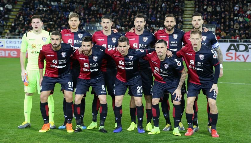 Prediksi Sepakbola Baru - Cagliari 2019 - Hasil Prediksi