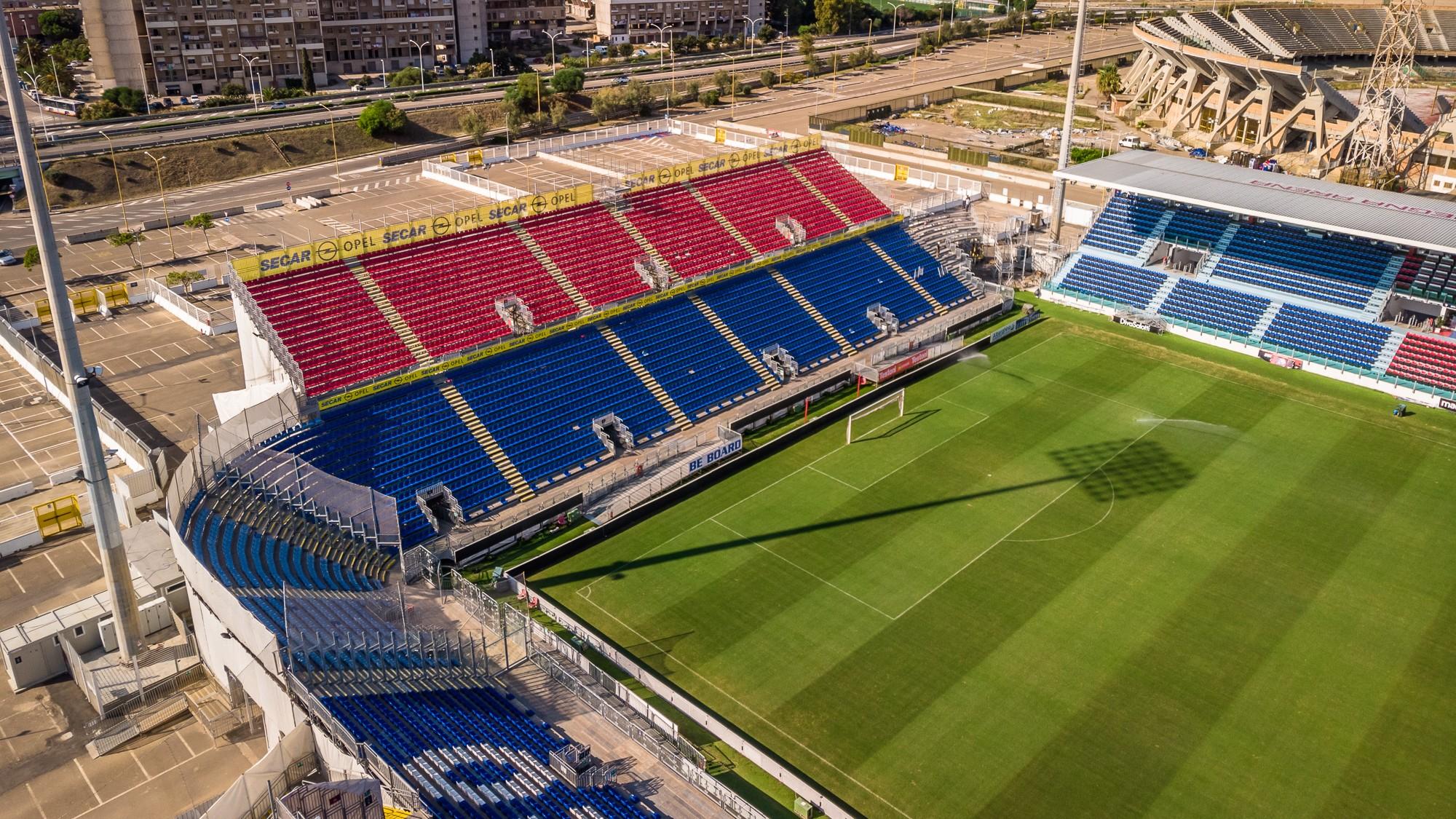 Prediksi Sepakbola Baru - Sardegna Arena 2019 - Hasil Prediksi