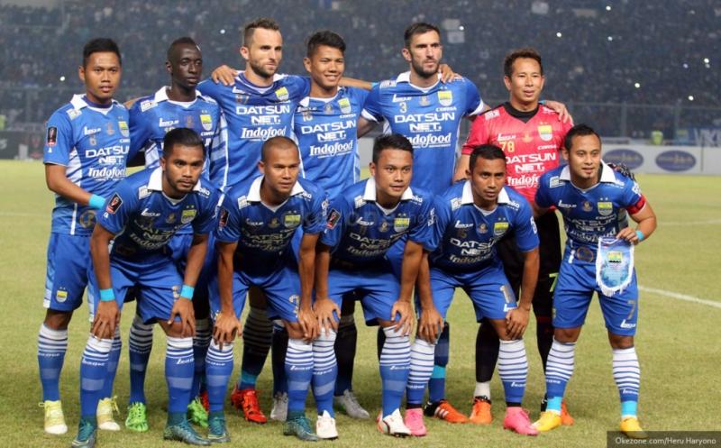 Prediksi Tepat Jitu - Persib Bandung Squad 2019 - Hasil Prediksi