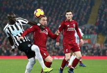 Prediksi Terakurat - Liverpool vs Newcastle 2019 - Hasil Prediksi