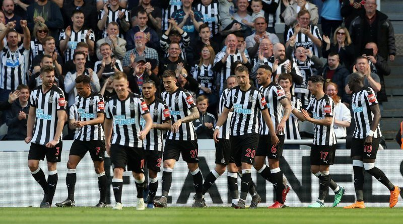 Prediksi Terakurat - Newcastle Squad 2019 - Hasil Prediksi