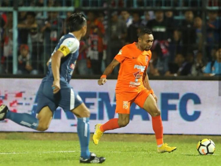 Prediksi Terpercaya Bola - Borneo vs Arema 2019 - Hasil Prediksi